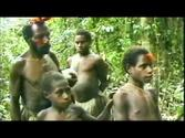 The First Meeting Between Papua New Guinea Tribesmen & Outside World