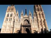 Travel France - Visiting the Rouen Cathedral