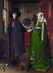 Life and Paintings of Jan Van Eyck (1395 - 1441) - Make your ideas Art