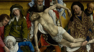 16 Great Artists of the Renaissance   rogier van der weyden the descent from the cross1 537x300 185px