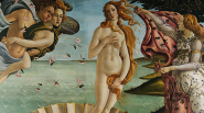 16 Great Artists of the Renaissance   botticelli venus1 537x300 185px