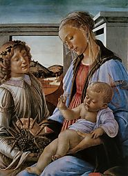 16 Great Renaissance Artists | Life and Paintings of Sandro Boticelli (1445 - 1510) - Make your ideas Art