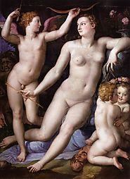 16 Great Renaissance Artists | Life and Paintings of Agnolo Bronzino (1503 - 1572) - Make your ideas Art