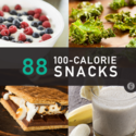 Sensational Snack Foods | 88 Unexpected Snacks Under 100 Calories