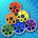 Top Educational iPad games | Tessellate - the board version of the Rubik's Cube puzzle By Arseniy Banayev