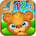 Top Educational iPad games | 123 KIDS FUN NUMBERS