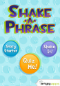 Top Educational iPad games | Shake-a-Phrase