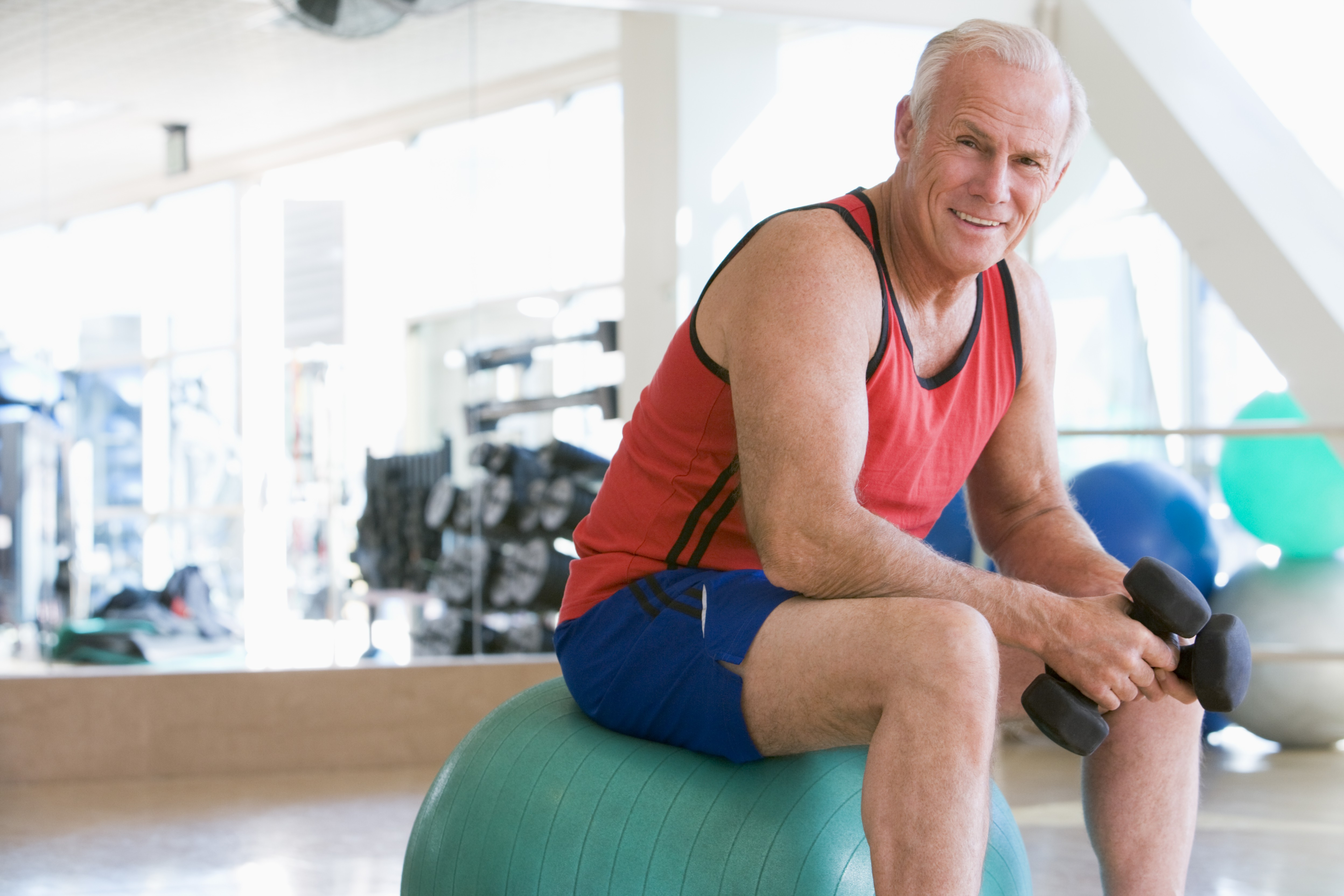 Baby Boomers Get Fit