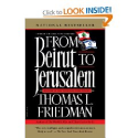 Best History Books | From Beirut to Jerusalem