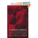 Best History Books | A People's Tragedy: A History of the Russian Revolution