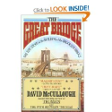 Best History Books | The Great Bridge: The Epic Story of the Building of the Brooklyn Bridge