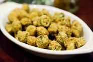 10 Best Soul Food Recipes | Oven-fried okra