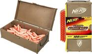 Best Nerf Gun Attachments and Accessories For an Unfair Advantage | Nerf N-Strike Ammo Boxes - Be the Last Man Standing