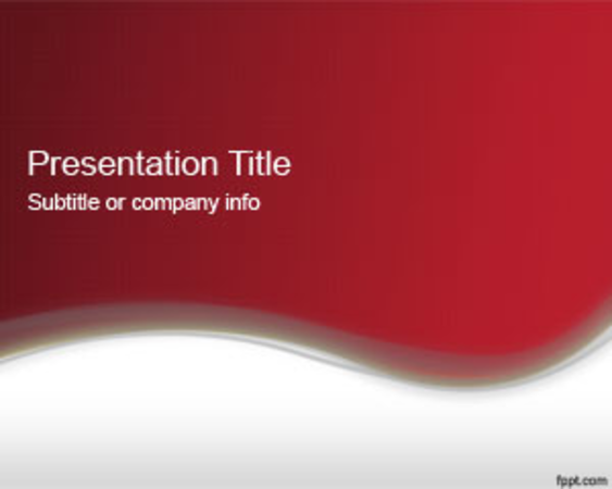 Powerpoint Template Simple
