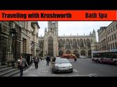 Bath Spa, England: Tourism Attractions (HD) - Great Britain - Travel Vlog - Bath Spa Travel Guide