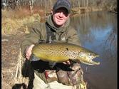 Welcome to BROWN TOWN...Lake Ontario's HUGE BROWN TROUT