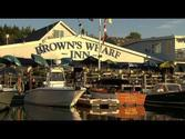 Brown's Wharf Inn, Boothbay Harbor, Maine