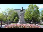 Tour of Montreal , Canada : Downtown & Attractions