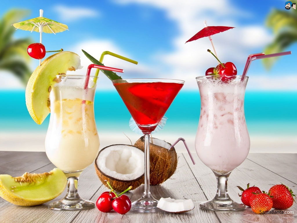 Delicious mocktails for your non alcoholic friends a for List of alcoholic mixed drinks