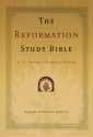 Best Resources on Reformed Theology | The Reformation Study Bible