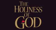 The Holiness of God by Dr. R.C. Sproul