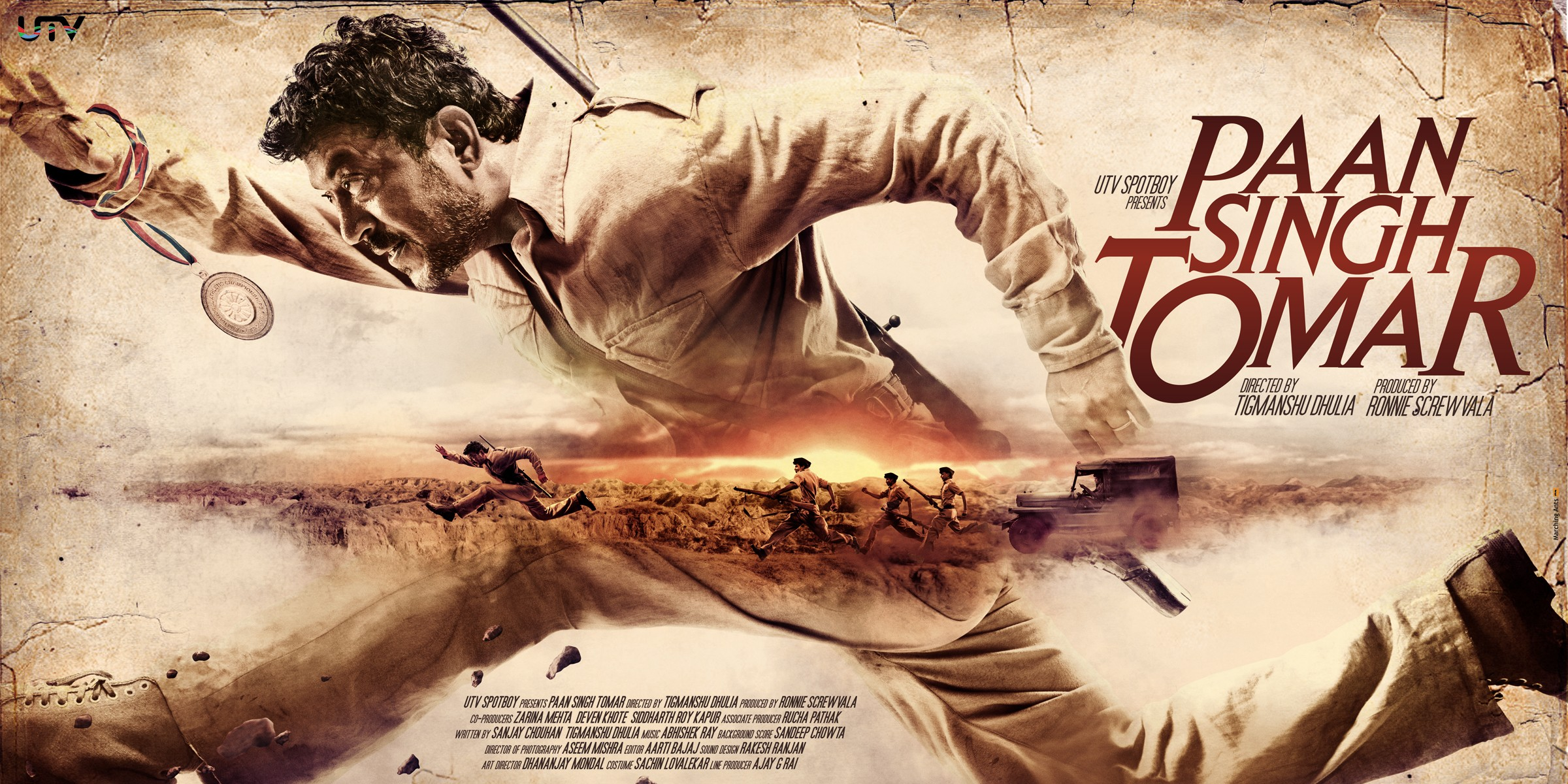 Best Bollywood Sports Films