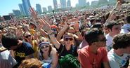 Rebellion in the City: 10 Photographs of Lollapalooza Past and Present