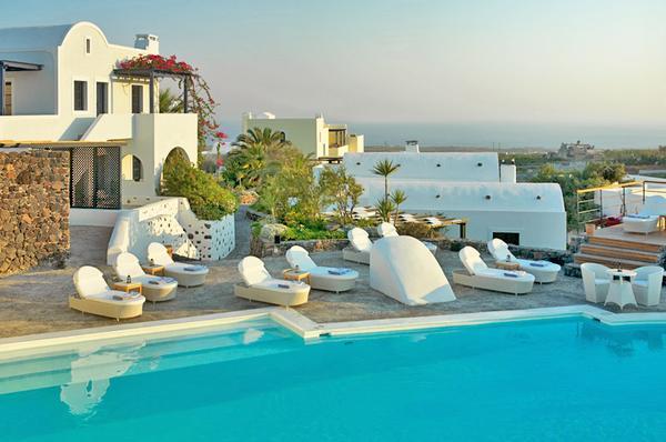 Vedema Resort | Megalohori, Greece
