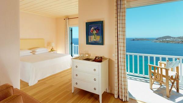 Santa Marina Resort and Villas | Mykonos, Greece