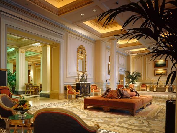 Hotel Grande Bretagne | Athens, Greece