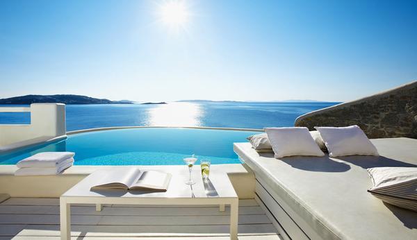 Cavo Tagoo Hotel | Mykonos, Greece