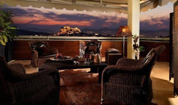 Divani Caravel Hotel | Athens, Greece