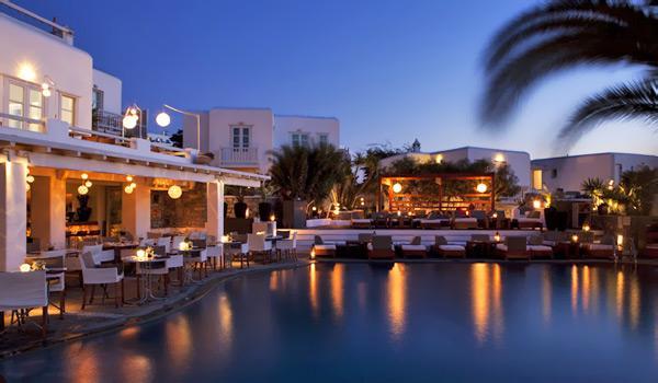 Belvedere Hotel | Mykonos, Greece