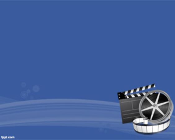 Movie Template Powerpoint