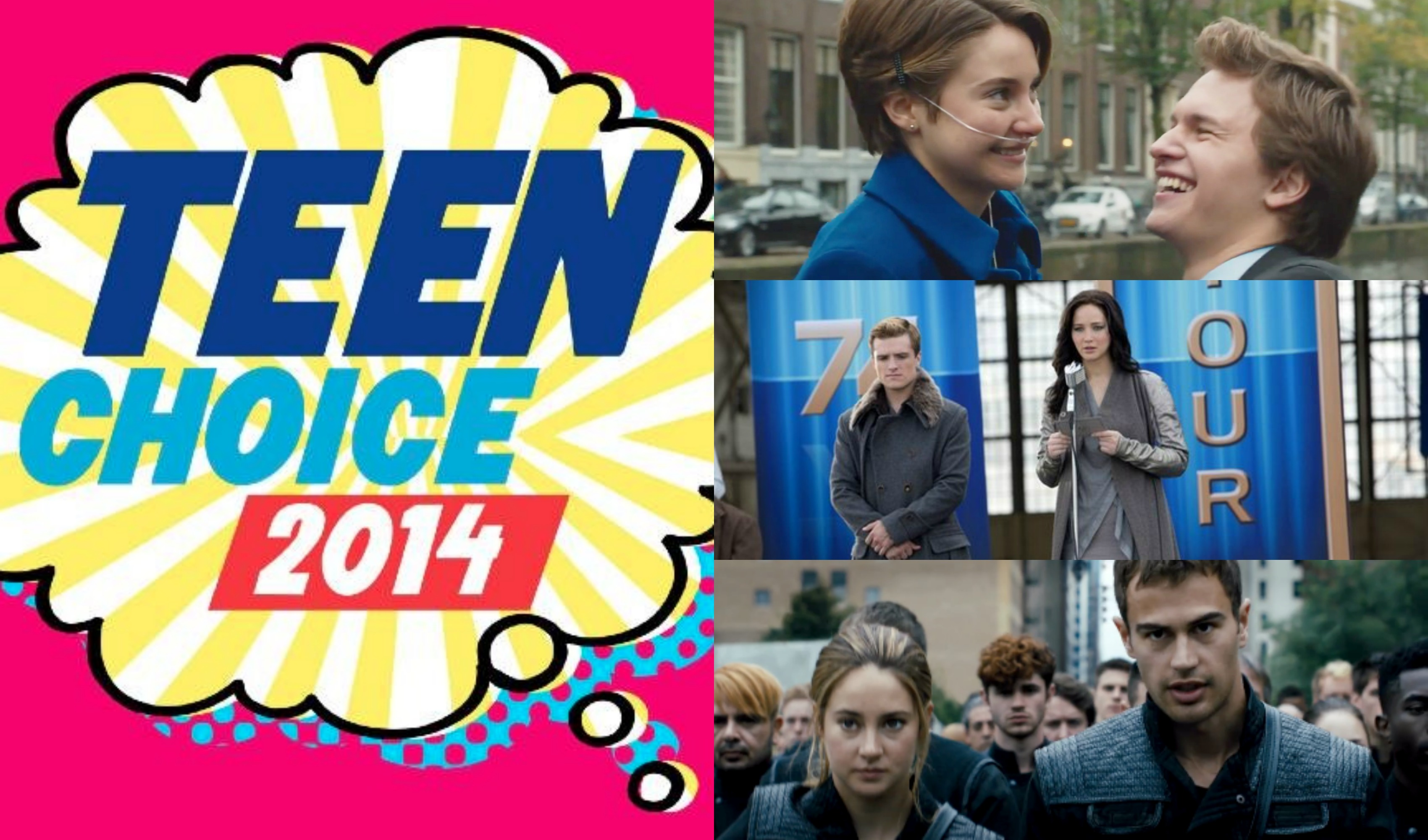Youth Pick: 10 Notable Teen Choice 2014 Winners