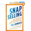 Top Sales Books via @YouBrandInc | SNAP Selling: Speed Up Sales and Win More Business with Today's Frazzled Customers : Jill Konrath
