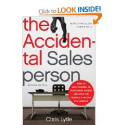 Top Sales Books via @YouBrandInc | The Accidental Salesperson: How to Take Control of Your Sales Career and Earn the Respect and Income You Deserve