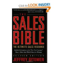 Top Sales Books via @YouBrandInc | The Sales Bible: The Ultimate Sales Resource, Revised Edition: Jeffrey Gitomer