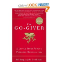 Top Sales Books via @YouBrandInc | The Go-Giver: A Little Story About a Powerful Business Idea: Bob Burg, John David Mann