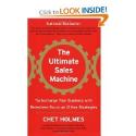 Top Sales Books via @YouBrandInc | The Ultimate Sales Machine: Turbocharge Your Business with Relentless Focus on 12 Key Strategies: Chet Holmes