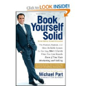Top Sales Books via @YouBrandInc | Book Yourself Solid: The Fastest, Easiest, and Most Reliable System for Getting More Clients Than You Can Handle