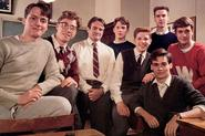 As John Keating in Dead Poets Society (1989)