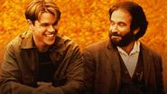 As Sean Maguire in Good Will Hunting (1997)