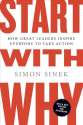 Books for Community Managers | Start with Why: How Great Leaders Inspire Everyone to Take Action