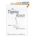 Books for Community Managers | The Tipping Point: How Little Things Can Make a Big Difference: Malcolm Gladwell: 9780316648523: Amazon.com: Books