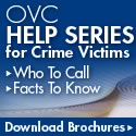 Stalking Survivor Resources by Jodi's Voice | OVC Directory of Crime Victim Services, an online resource