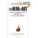 Top Books That Could Change Your Life | The War of Art: Break Through the Blocks and Win Your Inner Creative Battles: Steven Pressfield, Shawn Coyne