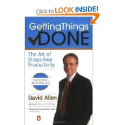 Top Books That Could Change Your Life | Getting Things Done: The Art of Stress-Free Productivity