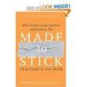 Top Marketing & Advertising Books via @YouBrandInc | Made to Stick: Why Some Ideas Survive...