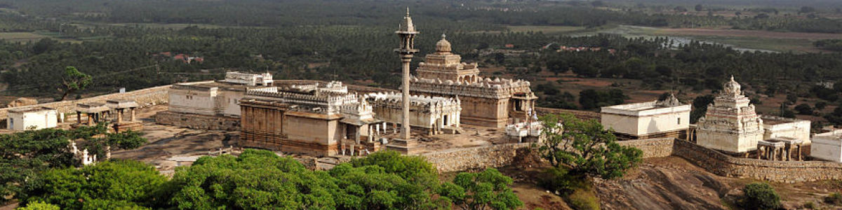 Headline for Great Temples to visit in India for pilgrimage, spirituality, or architecture